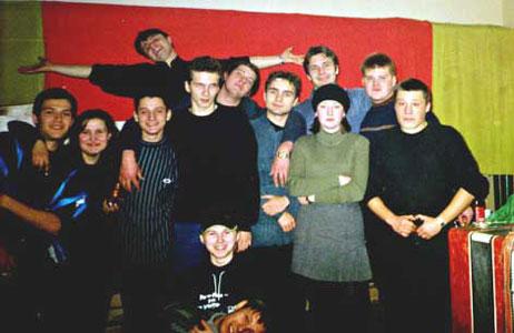 Арго + D.S. тики и друзья