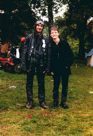 Денис и Миха