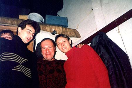 Михей, Слава Лосев (Овация) и Юрик