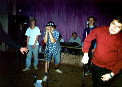 Ломовой дебют в Аристоне - сентябрь 1996