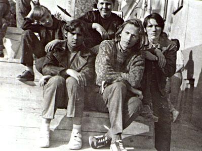 1991 празднование Дня Семеновской улицы